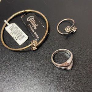Matching Bracelet/Ring Set 💕